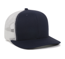 AM-100M-Navy/White-One Size Fits Most