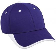 BC-601-Purple/White-Adult