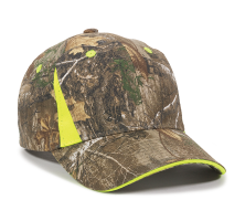 CBI-305-Realtree Edge™/Safety Yellow-One Size Fits Most