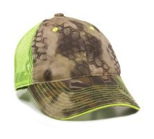 CGWM-301-Kryptek® Highlander®/ Neon Yellow-One Size Fits Most