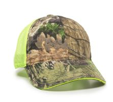 CGWM-301-Mossy Oak® Break-Up Country®/ Neon Yellow-Adult