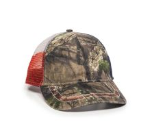 CWF-400M-Mossy Oak® Break-Up Country® /Texas Flag-Adult