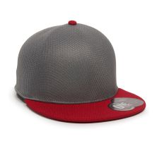 EDGE-Graphite/Red-M/L