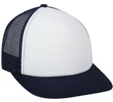 FOM-100-White/ Navy/ Navy-Adult