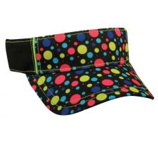 FPV-100-Polka Dot/Black-Adult