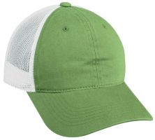 FWT-130-Lime Green/White-Adult