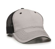 GWT-101M-Light Grey/Black-Adult