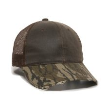 HPC-500M-Brown/Brown/Original Mossy Oak® Bottomland®-One Size Fits Most