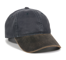 HPD-605-Navy/Brown-One Size Fits Most