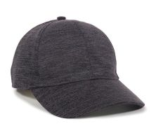 HTR-200-Heathered Grey-One Size Fits Most