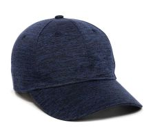 HTR-200-Heathered Navy-One Size Fits Most