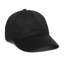 HTR-200-Heathered Black-One Size Fits Most