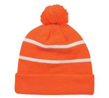 KNF-100-Neon Orange/White-Adult
