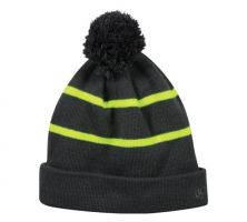 KNF-100-Charcoal/Electric Yellow-Adult