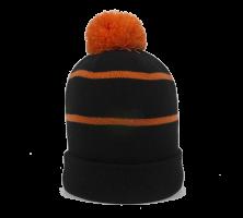 KNF-100-Black/Orange-One Size Fits Most
