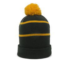 KNF-100-Dark Green/Gold-One Size Fits Most