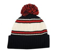 KNW-625-Navy/Red/White-Adult