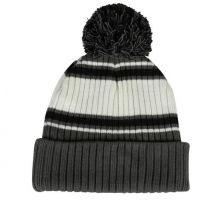 KNW-625-Charcoal/Black/White-Adult