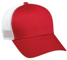 MBW-600-Red/White-Adult