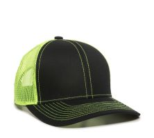 MBW-800-Black/Neon Yellow-Adult