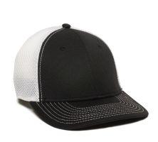 MWS1125-Black/White-S/M