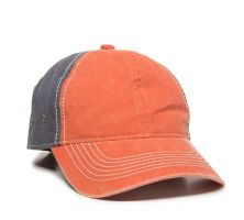 PDT-800-Orange/Navy-One Size Fits Most