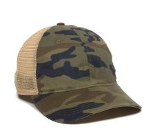 PWT-200M-Generic Camo/Tea Stain-One Size Fits Most