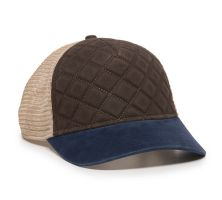 QLT-100M-Brown/Tea Stain/Navy-One Size Fits Most