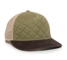 QLT-100M-Olive/Tea Stain/Brown-One Size Fits Most