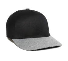 REEVO-Black/Heathered Grey-M/L