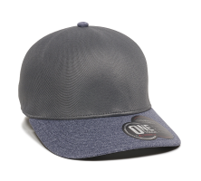 REEVO-Graphite/Heathered Navy-M/L