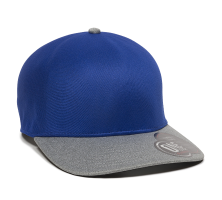 REEVO-Royal/Heathered Grey-M/L