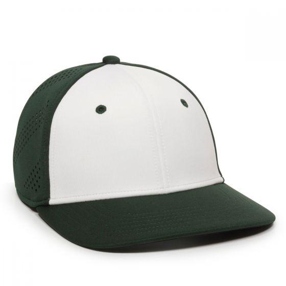 AIR25-White/Dark Green/Dark Green-XS/S
