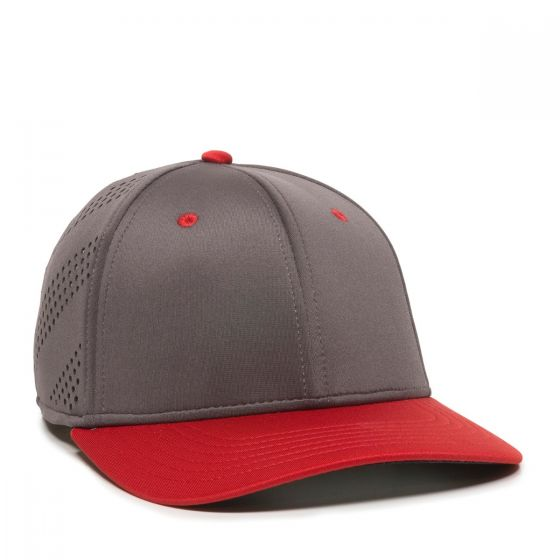 AIR25-Graphite/Red-S/M