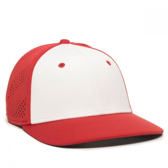 AIR25-White/Red/Red-M/L