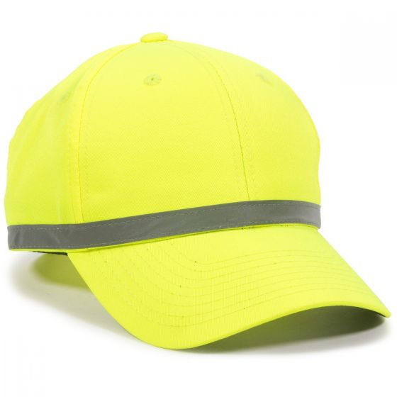 ANSI-100-Safety Yellow-One Size Fits Most