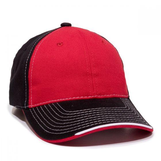 BTP-100-Red/Black/White-Adult