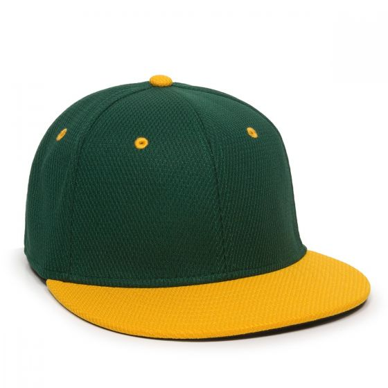 CAGE25-Dark Green/Gold-XS/S