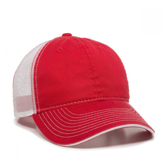 CMB-100-Red/White-Adult
