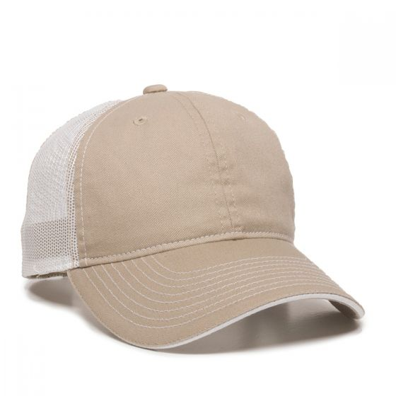 CMB-100-Khaki/White-Adult