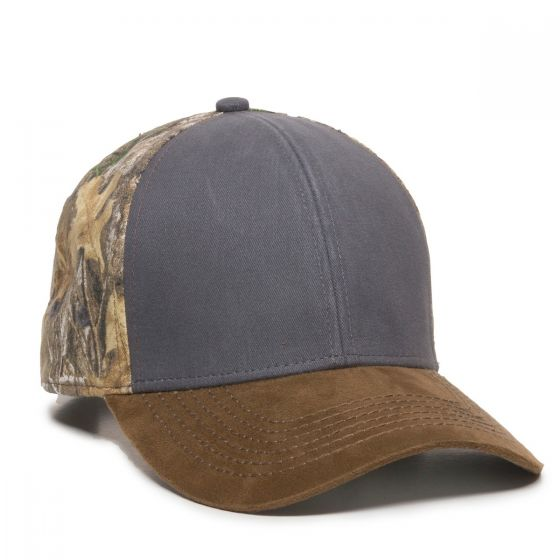 CSD-100-Charcoal/Realtree Edge™/Brown-One Size Fits Most