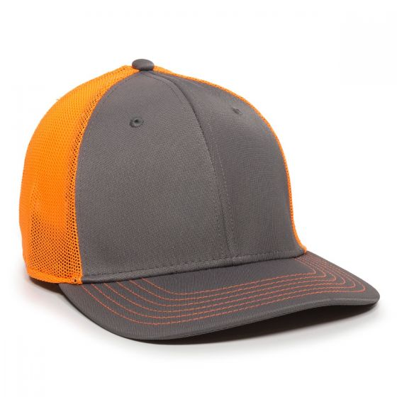 CT120M-Graphite/Neon Orange-S/M