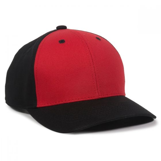 CTN50-Red/Black/Black-Adult