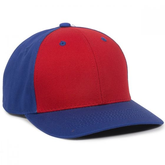 CTN50-Red/Royal/Royal-Youth