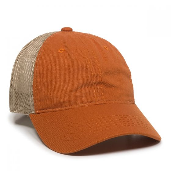 FWT-130-Burnt Orange/Tan-Adult