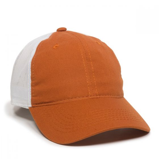 FWT-130-Burnt Orange/White-Adult
