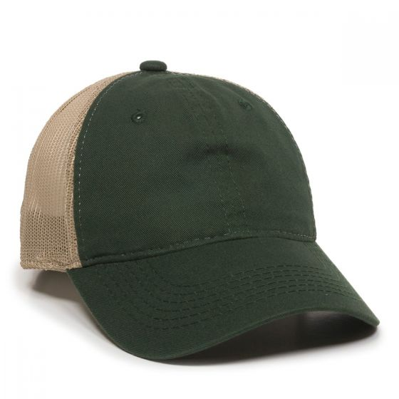 FWT-130-Dark Green/Tan-Adult