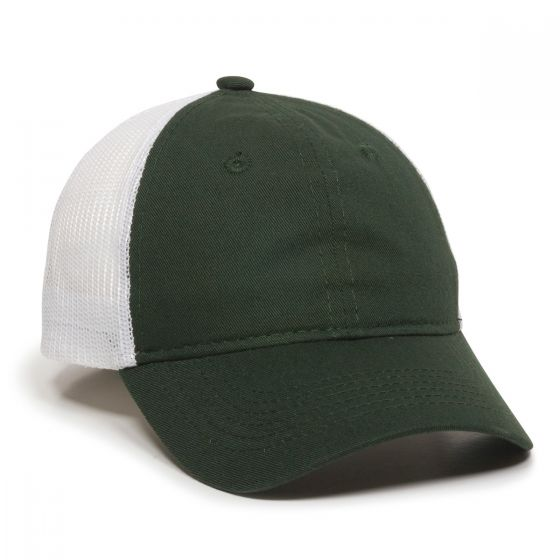 FWT-130-Dark Green/White-Adult