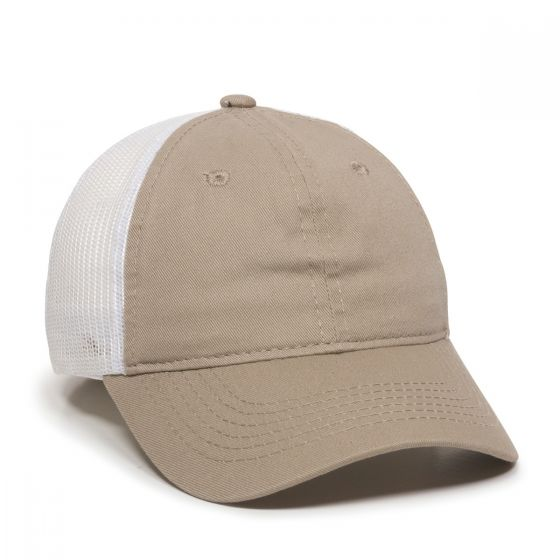 FWT-130-Khaki/White-Adult