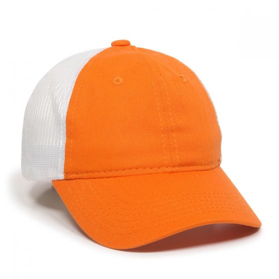 FWT-130-Orange/White-Adult